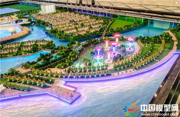 项目介绍:天山海世界-黄河明珠项目,坐落于银川市的滨河新区.