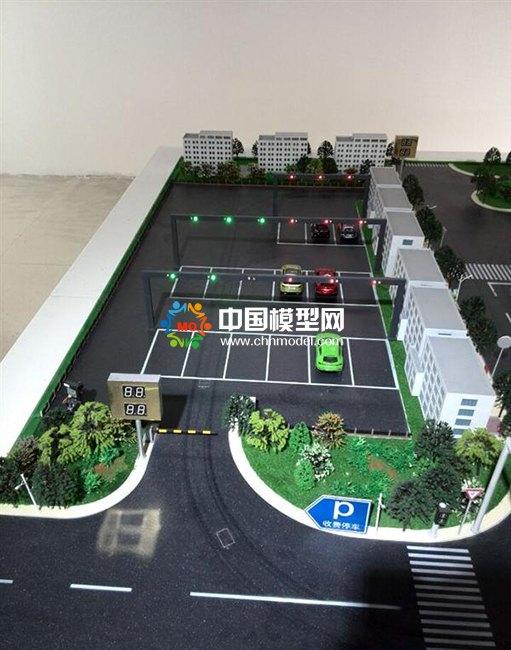 智能交通模型 ,智能停车场模型 ,智慧城市智能公交系统模型