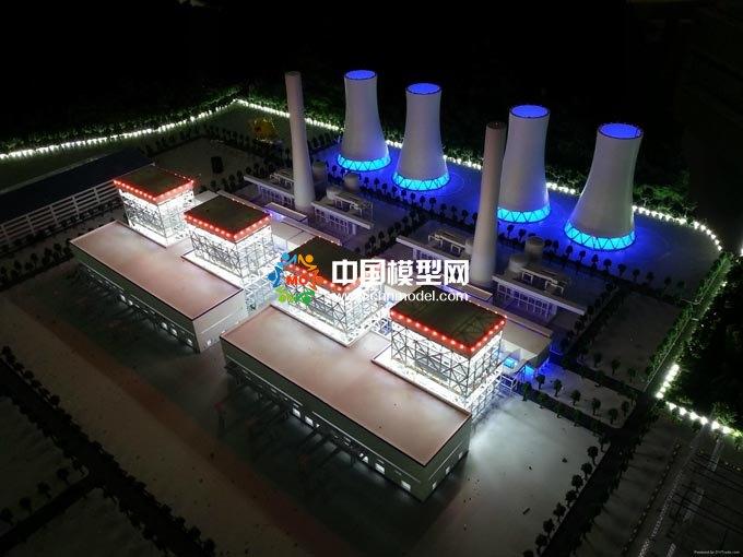 电厂输变电沙盘模型