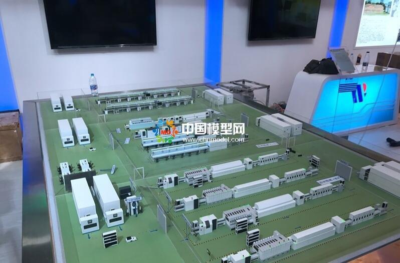 智能工厂沙盘模型,智慧工厂沙盘模型
