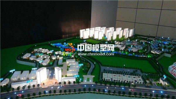 江西警察学院沙盘模型