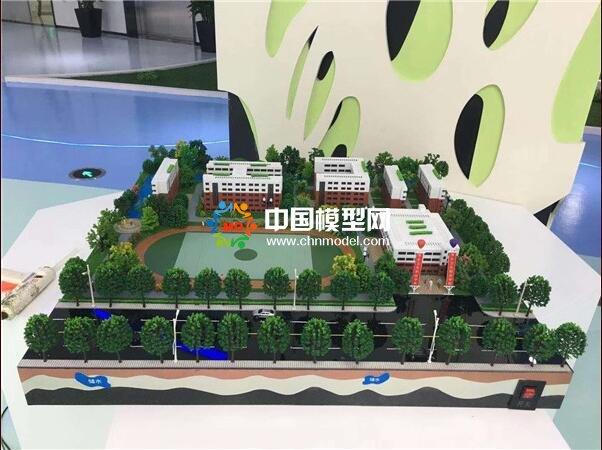 最新海绵城市沙盘模型