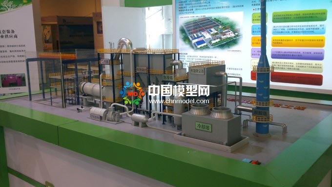 医疗废物处置技术模型
