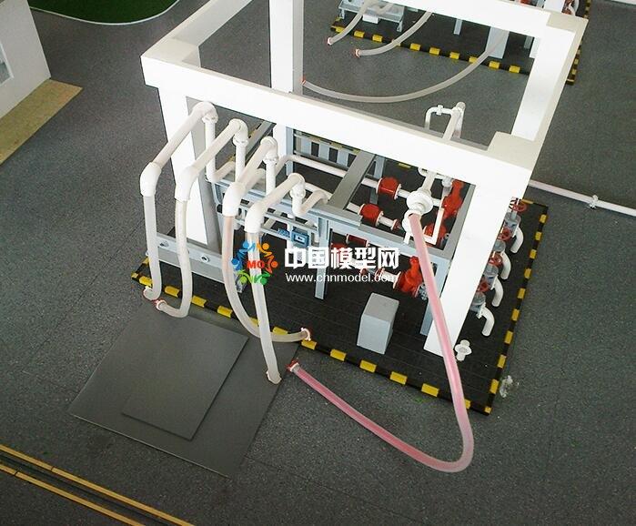 加油站油气回收装置模型