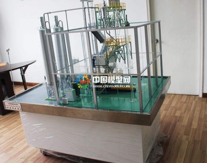川田粉体设备模型