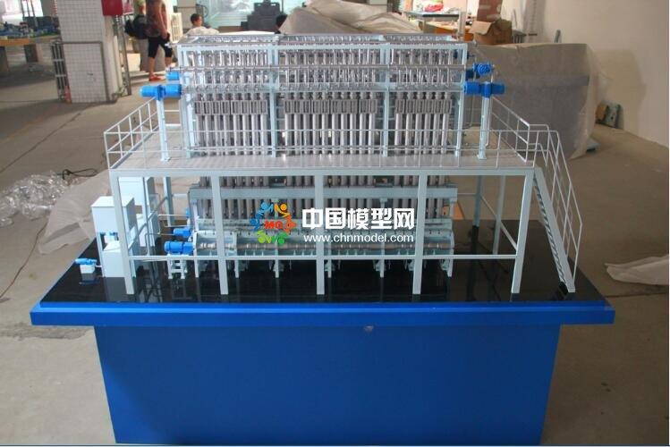 纺织设备模型,纺织机模型
