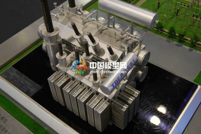 输变电模型,变电站模型,变压器模型