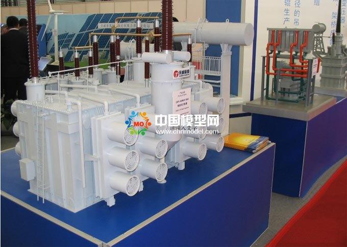 电力变压器模型