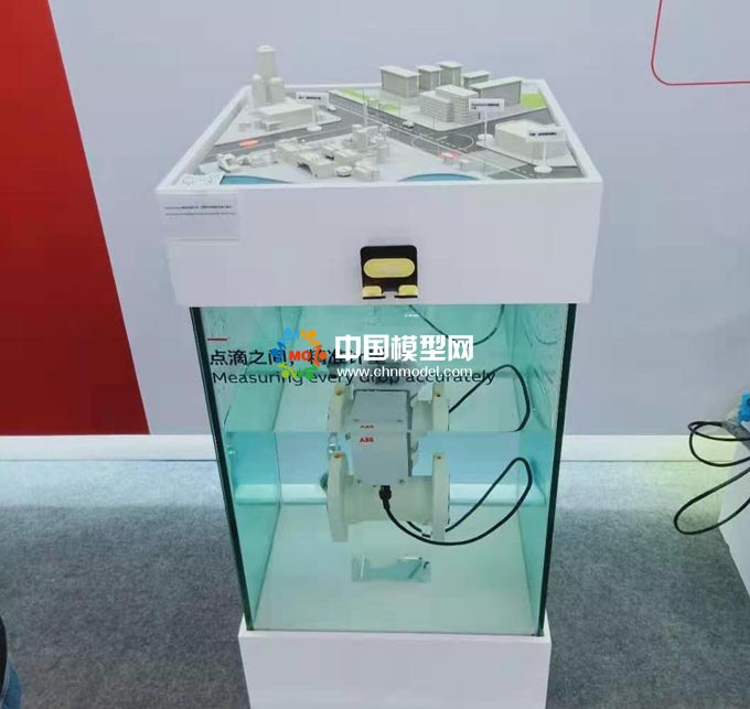 节水处理沙盘模型,水务沙盘模型