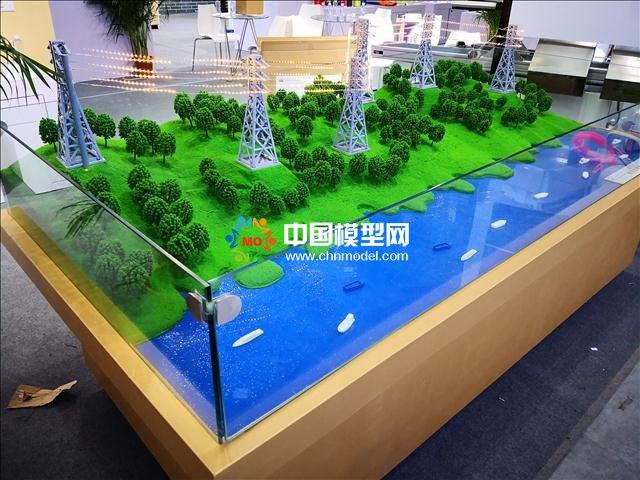 智能化生产物联网沙盘模型