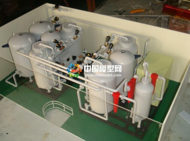 船舶专用海水淡化模型