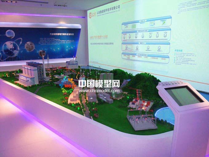 智慧电网沙盘模型,智能电网模型