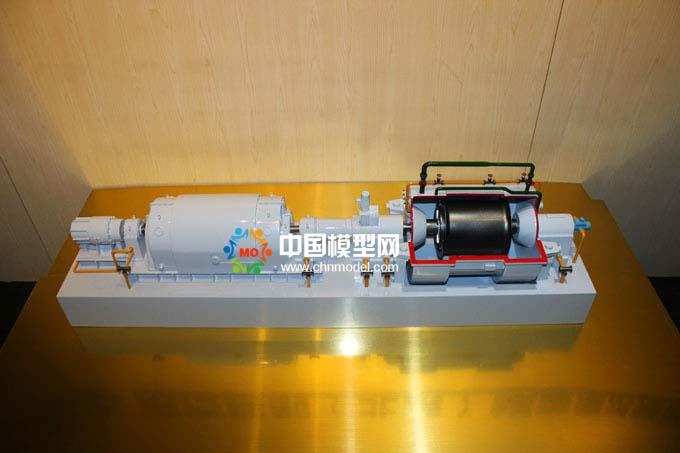 废气余热发电模型
