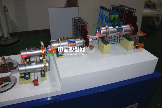 氧气底吹炼铜技术模型