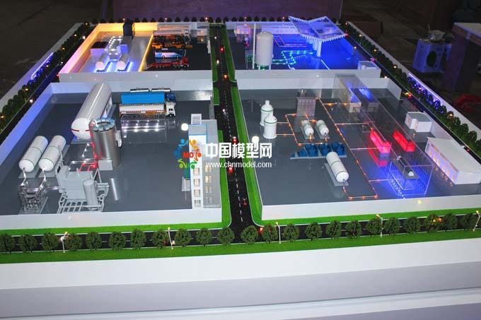 氢能源模型