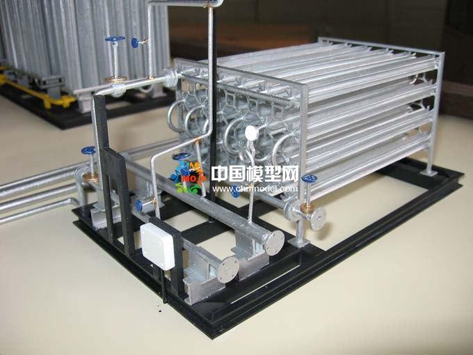 燃气设备模型