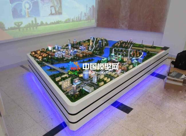 中国联通物联网沙盘模型