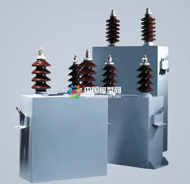 高压电容器模型