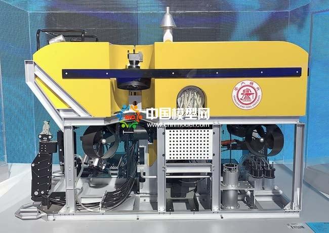 海龙水下机器人模型