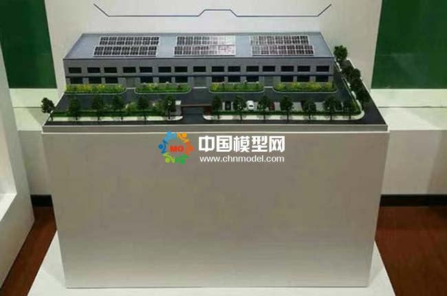 光伏发电场景应用沙盘模型