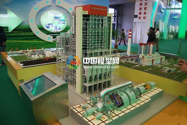 电力能源沙盘模型