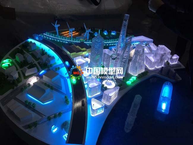 新能源智慧城市沙盘模型