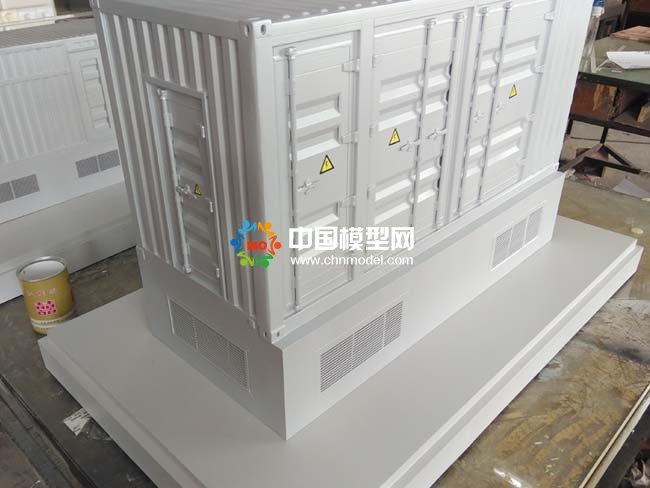 电力设备集装箱模型