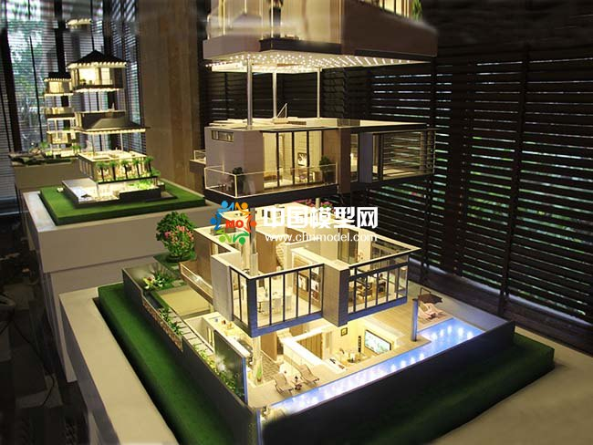 最新别墅模型设计制作大全