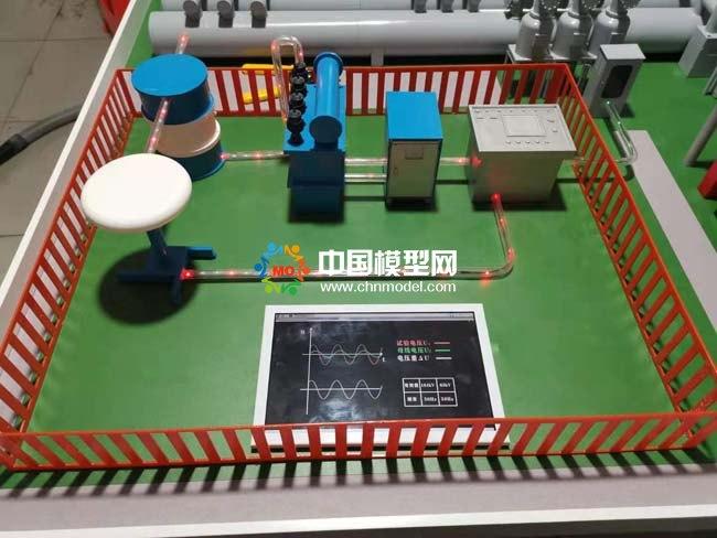智能变电站沙盘模型