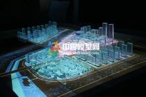 模型公司细解之水晶建筑模型可以更高级