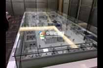 市民中心沙盘模型