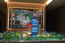 顺德 | 美的置业广场展示模型