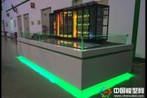 施耐德-变频器剖面沙盘模型