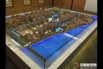 宝境广场建筑模型
