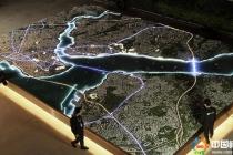 土耳其伊斯坦布尔城市模型