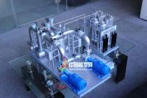 电力水冷设备模型