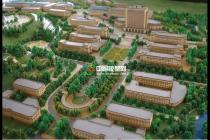 新疆师范大学沙盘模型