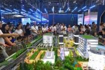 城市智能交通沙盘模型展示未来新生活