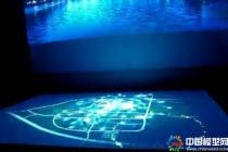 众安悦龙湾投影数字沙盘模型