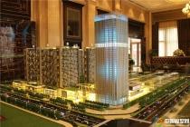 置地·百悦府售楼展示沙盘模型