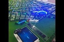 浦京生物科技园沙盘模型