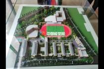 杭州英特外国语学校沙盘模型
