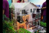 智能家居单体别墅展示沙盘模型