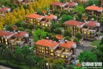 房地产沙盘模型景观绿化的设计与制作