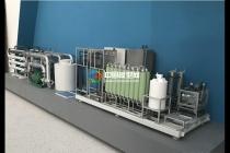 渗滤液STRO膜处理模型