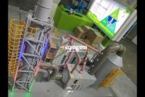 工业传输系统沙盘模型,工业上料系统沙盘模型