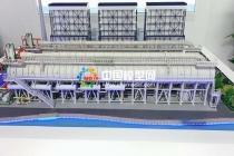 电渗析法海水淡化模型