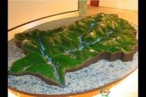 地形沙盘模型制作工艺复杂