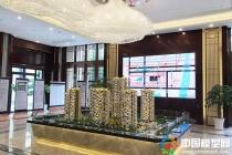 武汉正荣府项目沙盘模型