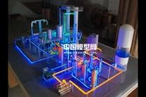 机械工业沙盘光电制作比建筑模型难度要求更高